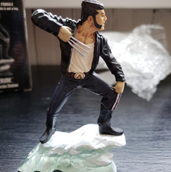 Wolverine Resin Statue